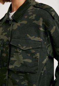 Ivy Copenhagen - ALEXA CAMO JACKET - Let jakke / Sommerjakker - camouflage - 5