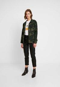 Ivy Copenhagen - ALEXA CAMO JACKET - Let jakke / Sommerjakker - camouflage - 1