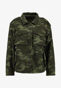 Ivy Copenhagen - ALEXA CAMO JACKET - Let jakke / Sommerjakker - camouflage - 4