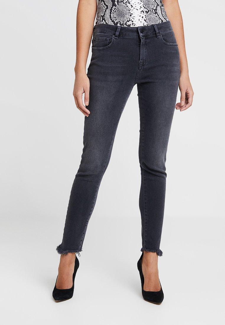 Ivy Copenhagen - DARIA - Slim fit -farkut - amazing grey