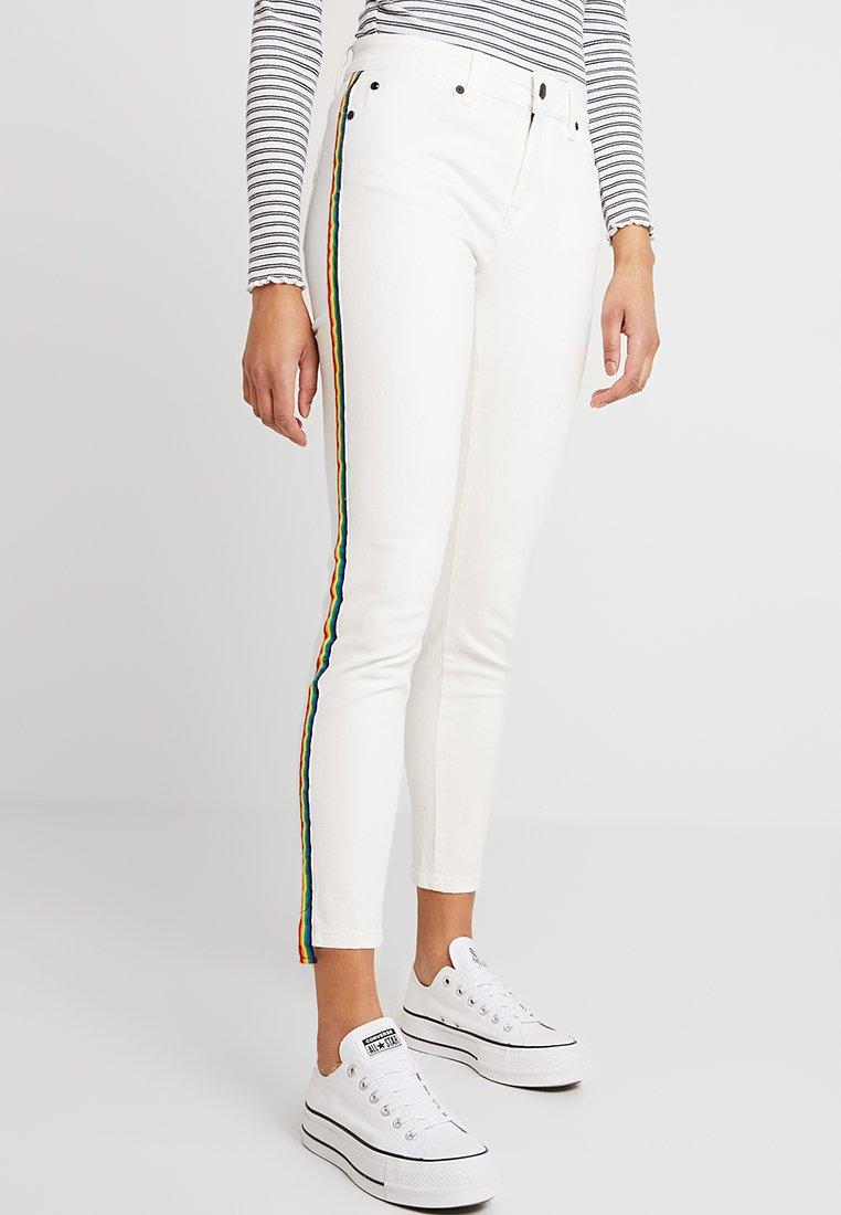 Ivy Copenhagen - DARIA  - Slim fit jeans - ecru