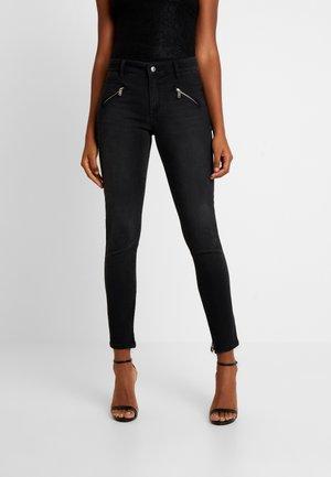 TAYLOR ANKLE COOL - Jeans Skinny Fit - black