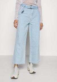 Ivy Copenhagen - LOLA CULOTTE PORT DANDRATX - Jeans Relaxed Fit - denim blue - 0