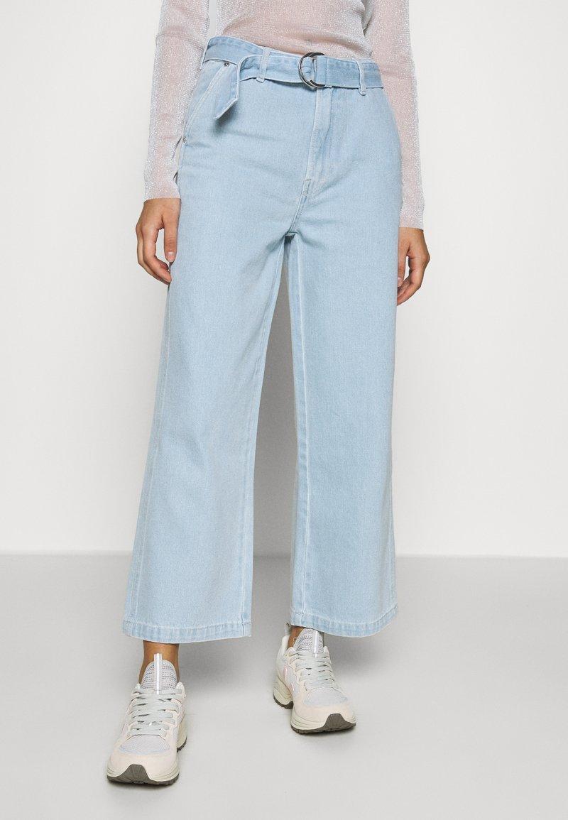 Ivy Copenhagen - LOLA CULOTTE PORT DANDRATX - Jeans Relaxed Fit - denim blue