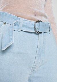 Ivy Copenhagen - LOLA CULOTTE PORT DANDRATX - Jeans Relaxed Fit - denim blue - 4