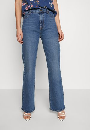 MIA WASH CENTRAL PARK - Jeans Straight Leg - denim blue