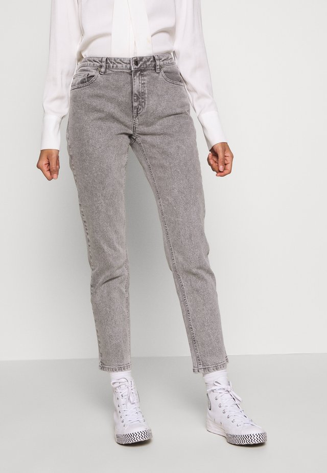 LAVINA MOM - Jeans Relaxed Fit - grey