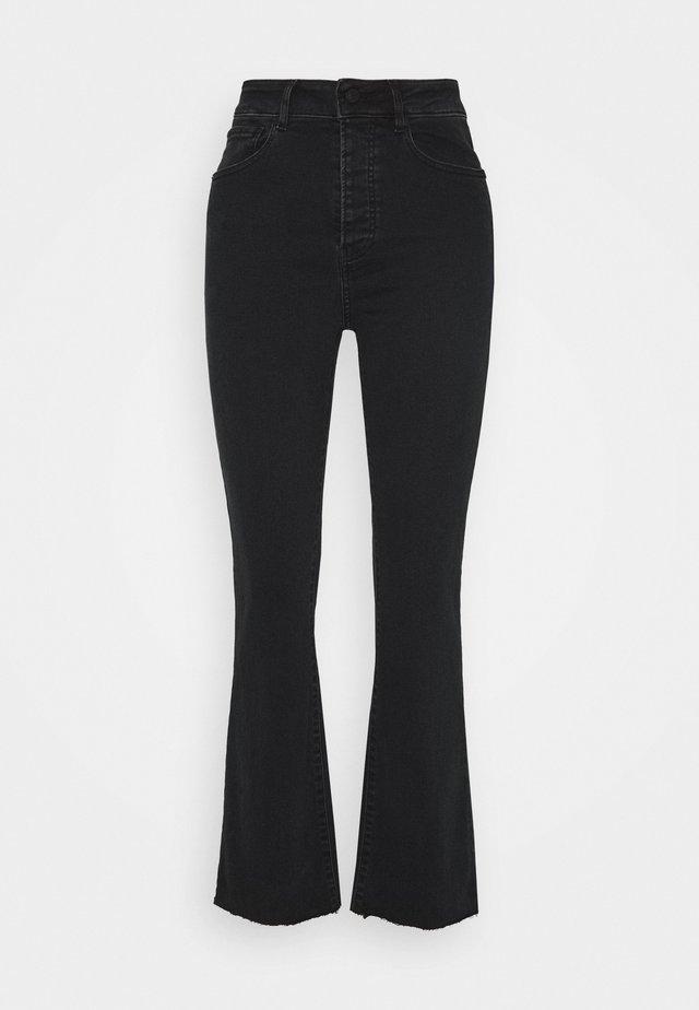 FRIDA - Jeans Straight Leg - black