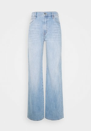 MIA STRAIGHT SANTA ELENA - Flared Jeans - denim blue