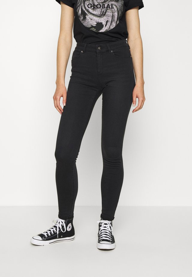 ROSIE COOL - Jeans Skinny Fit - black