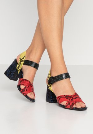 Sandalen - snide multicolour