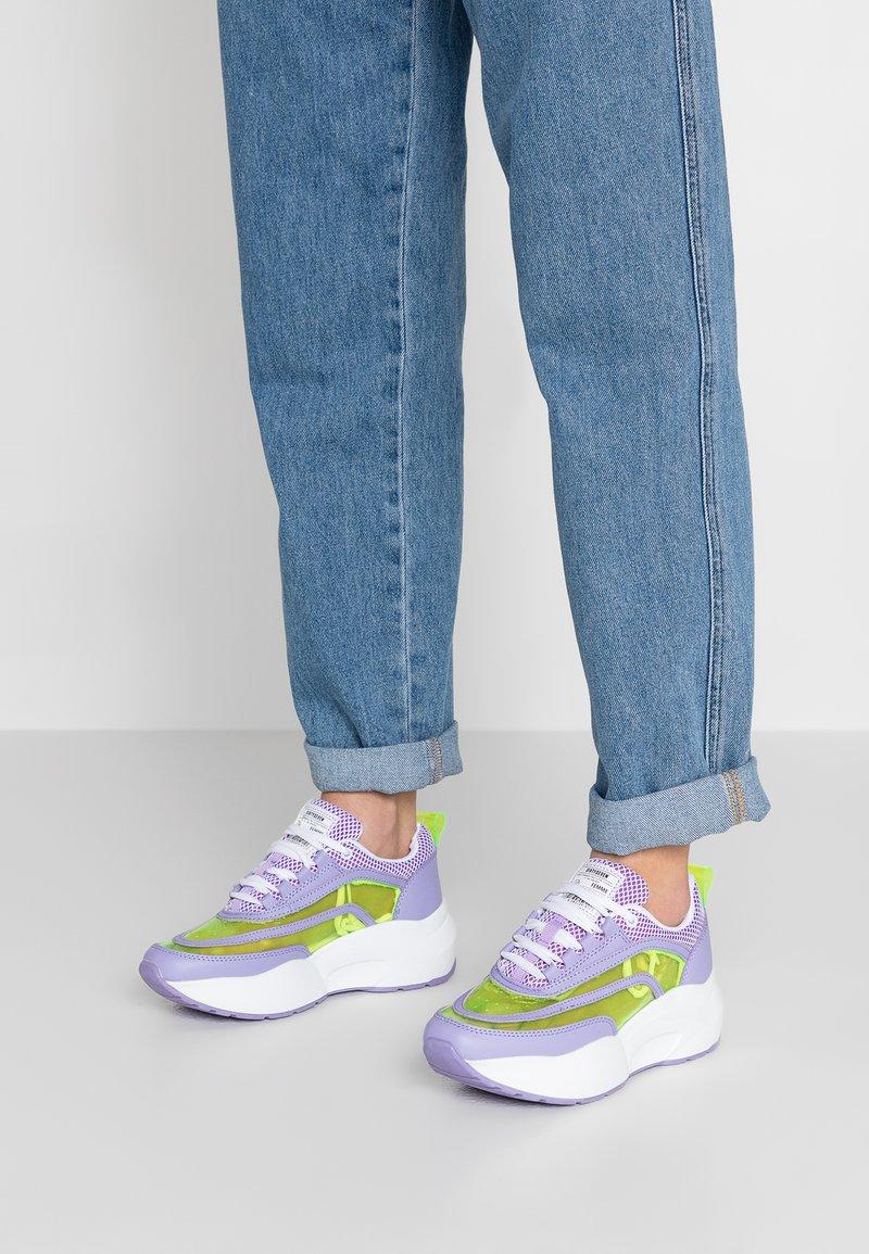 Sixtyseven - Sneaker low - action mallow/ vini yellow