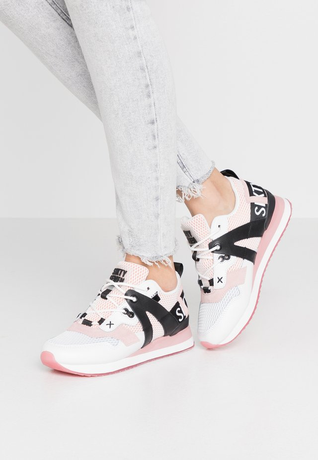 LEONEL - Trainers - actled white