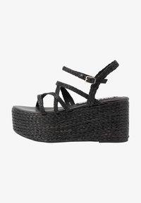 Sixtyseven - NALIA - Sandály na vysokém podpatku - black - 0