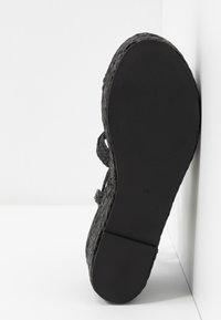 Sixtyseven - NALIA - Sandály na vysokém podpatku - black - 4