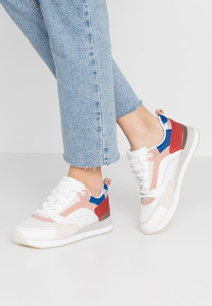 LEONEL - Sneakers basse - actled white/meiji white