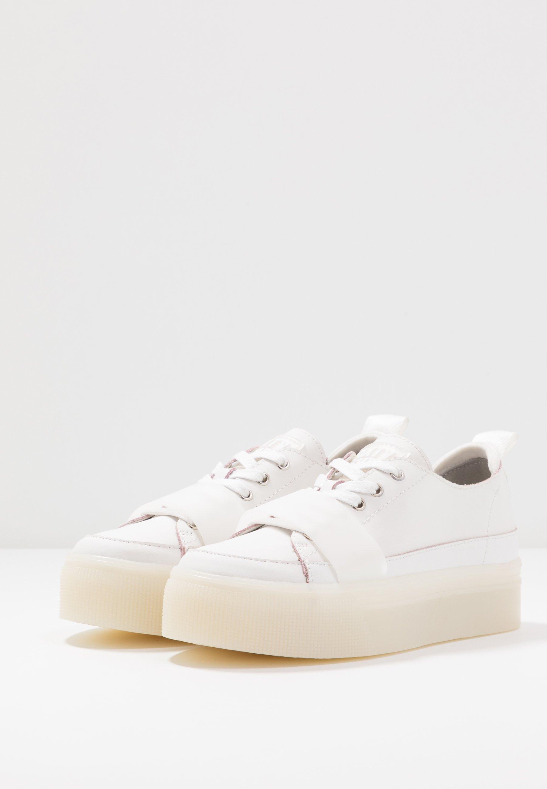 Sixtyseven Trainers - white/crystalo white