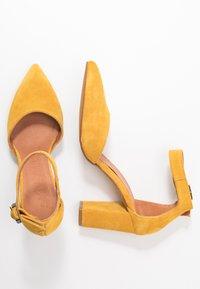 Sixtyseven - Lodičky na vysokém podpatku - milda mustard - 3