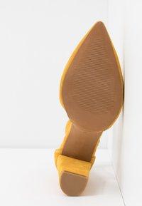 Sixtyseven - Lodičky na vysokém podpatku - milda mustard - 6