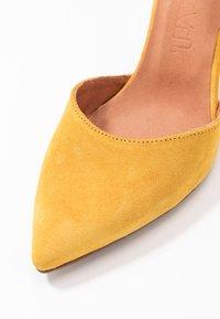 Sixtyseven - Lodičky na vysokém podpatku - milda mustard - 2