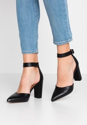 High heels - sedona black