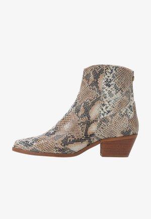 WESTED - Kovbojské/motorkářské boty - brown