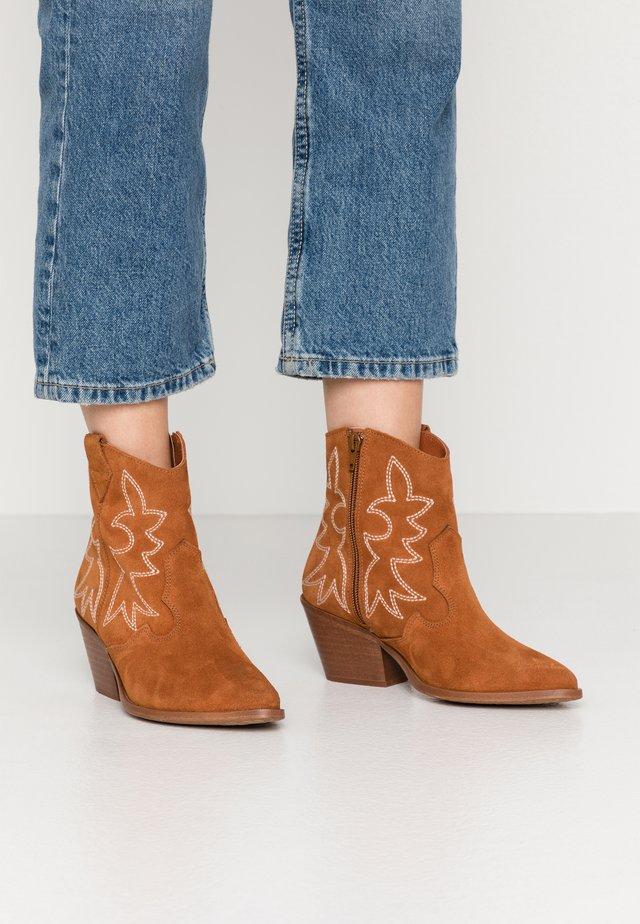 SIGALA - Cowboy/biker ankle boot - milda