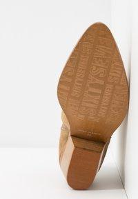 Sixtyseven - SIGALA - Boots à talons - milda sand/rabat sand - 6