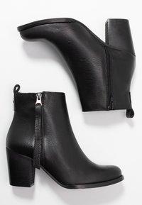 Sixtyseven - NALE - Boots à talons - sedona black - 3