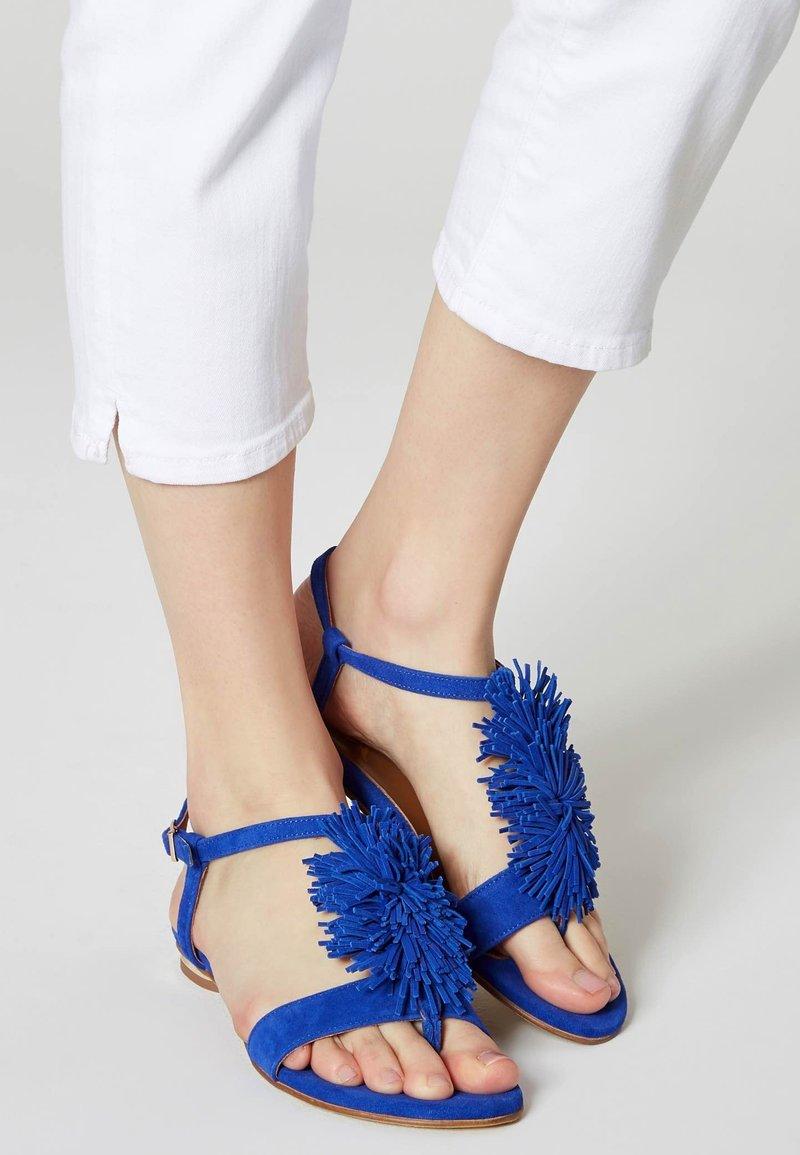 IZIA - Sandals - turquoise