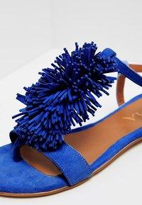 IZIA - Sandals - turquoise - 6