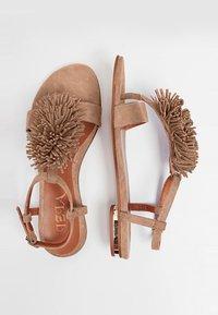 IZIA - Sandals - brown - 2
