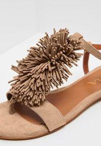 IZIA - Sandals - brown - 6