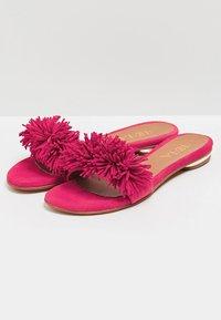 IZIA - Slippers - pink - 3