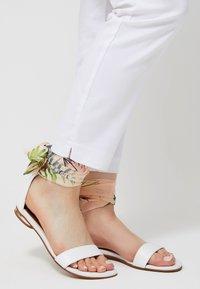 IZIA - Ankle cuff sandals - pink - 0