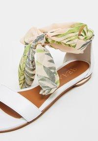 IZIA - Ankle cuff sandals - pink - 6