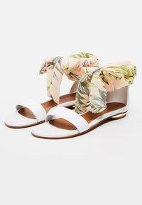 IZIA - Ankle cuff sandals - pink - 3