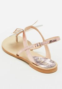 IZIA - T-bar sandals - rose gold
