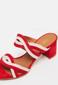 IZIA - Sandaler - red - 6