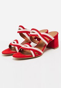 IZIA - Sandaler - red - 3