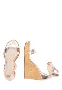 IZIA - High heeled sandals - rosa - 2