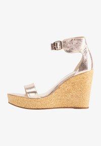 IZIA - High heeled sandals - rosa - 1