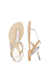 IZIA - T-bar sandals - silber - 2