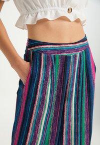 IZIA - Trousers - multicolor gestreift - 3