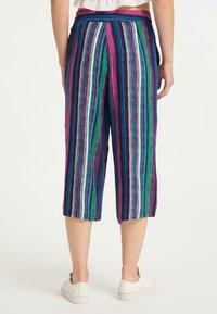 IZIA - Trousers - multicolor gestreift - 2