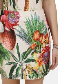 IZIA - IZIA ROCK - A-line skirt - tropical print - 3