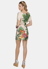 IZIA - IZIA ROCK - A-line skirt - tropical print - 2