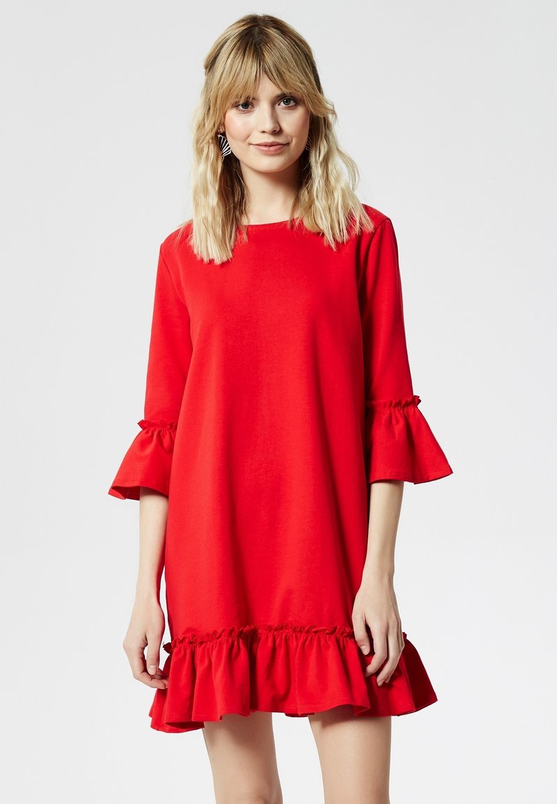 IZIA - Jerseyjurk - red