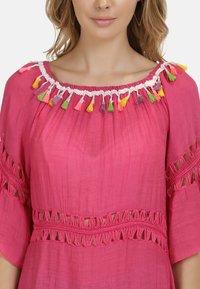 IZIA - IZIA KLEID - Day dress - pink - 3