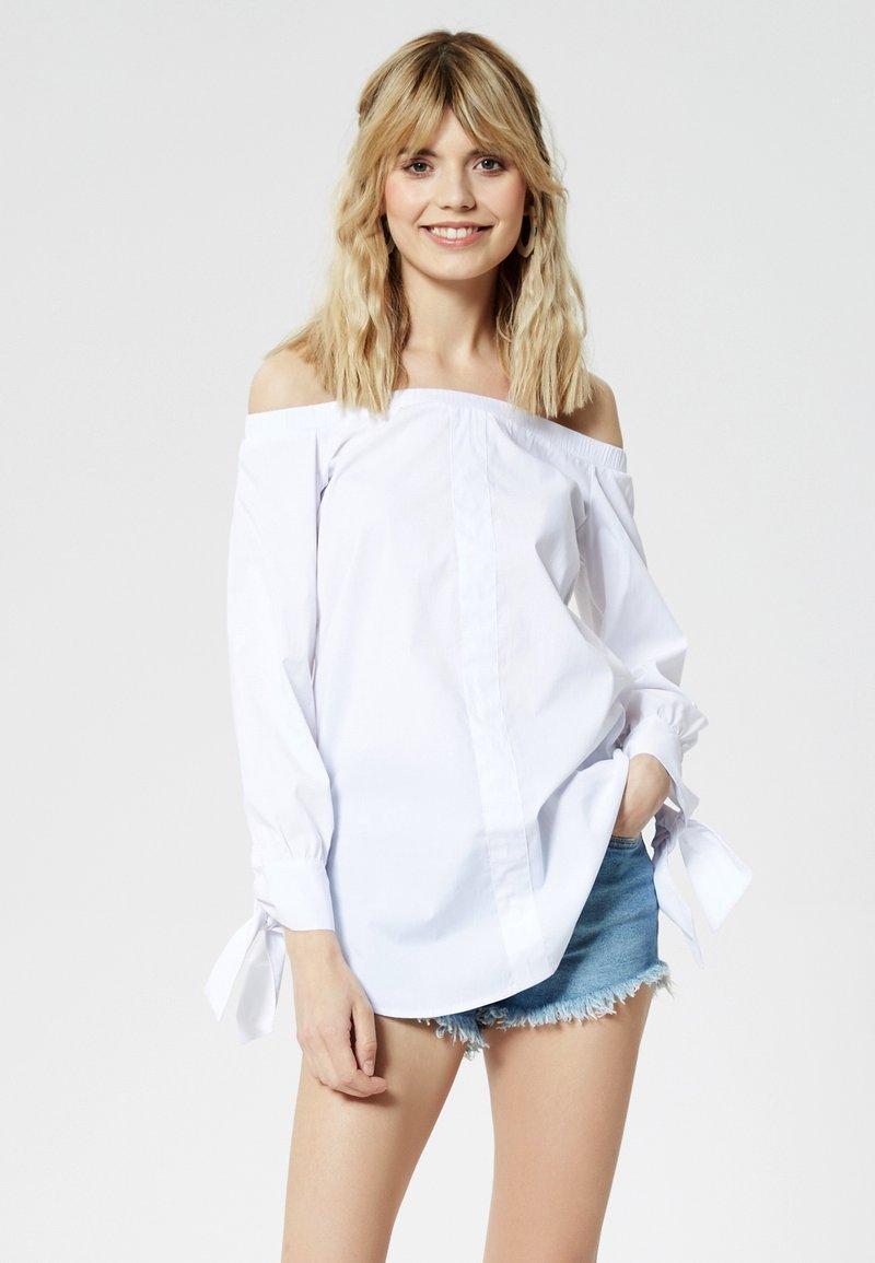 IZIA - Blouse - white